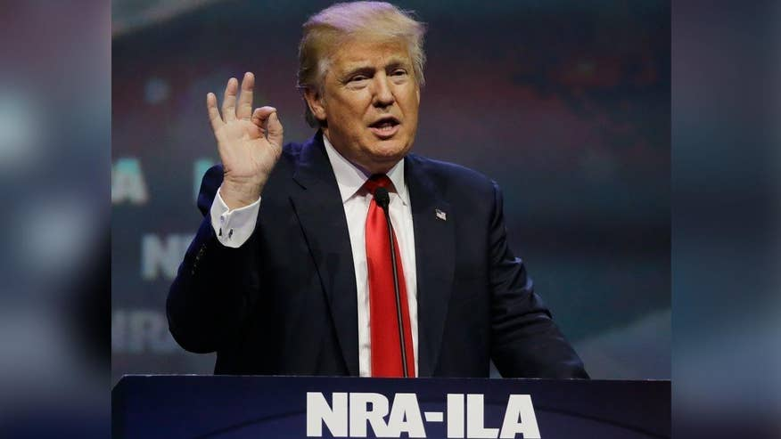 Former senior Bush adviser Karl Rove goes 'On the Record' on the impact of the NRA's endorsement of GOP presumptive nominee Donald Trump
