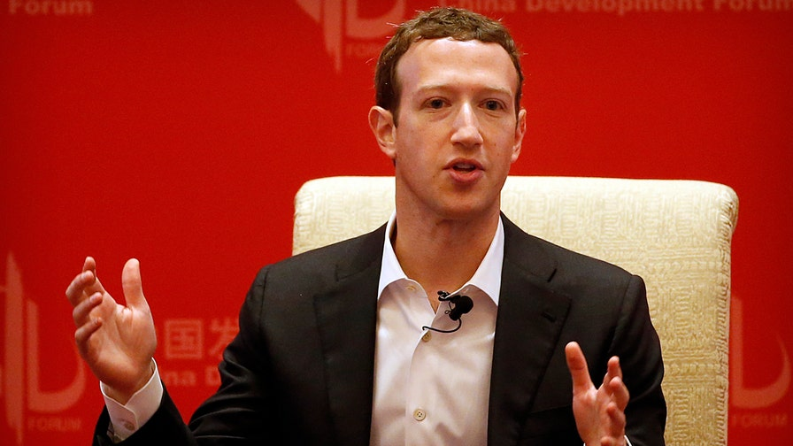 Skeptics call Mark Zuckerberg's meeting with leading conservative voices a PR stunt