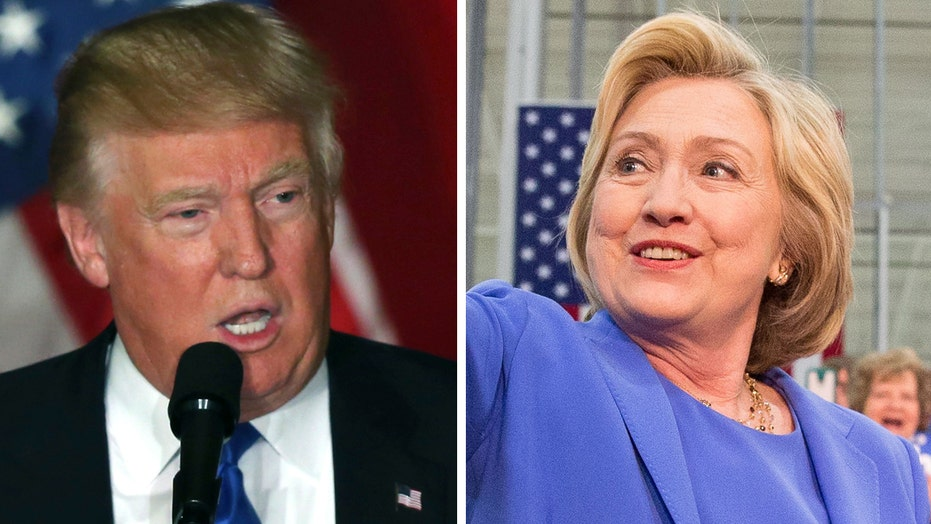 New poll shows Clinton beating Trump among Latino voters
