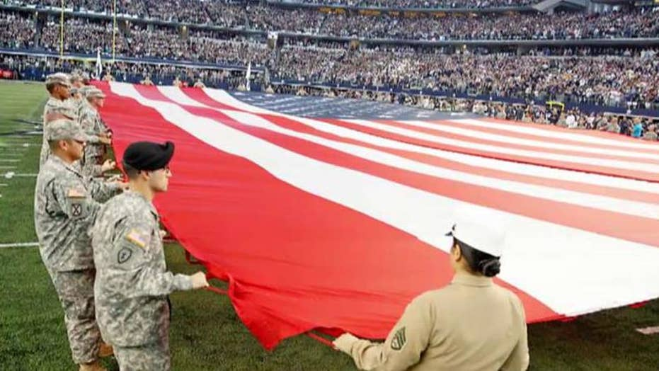 NFL returning $723K in taxpayer funds for 'paid patriotism'