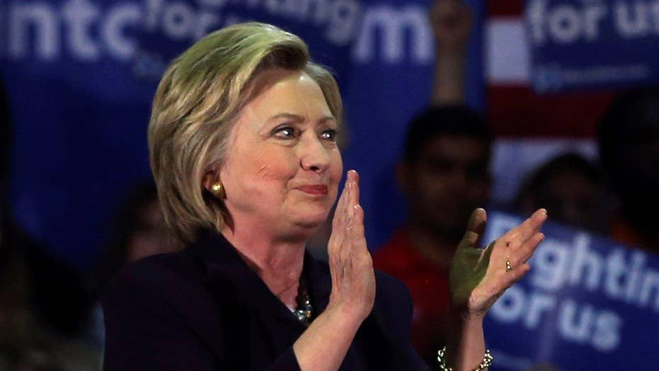 Hillary Clinton: I will be the nominee for my party