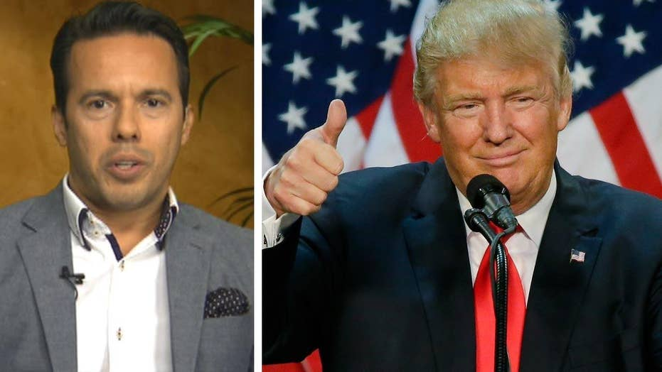 Trump courts evangelical Latinos in CA