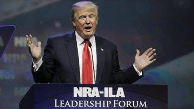 Bo Dietl: NRA endorsement will unite the right behind Trump