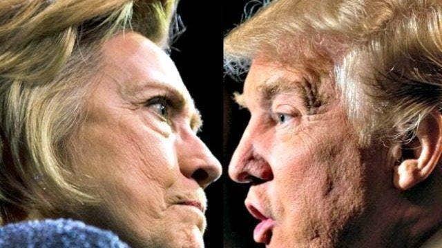 Survey: US businesses prefer Clinton over Trump