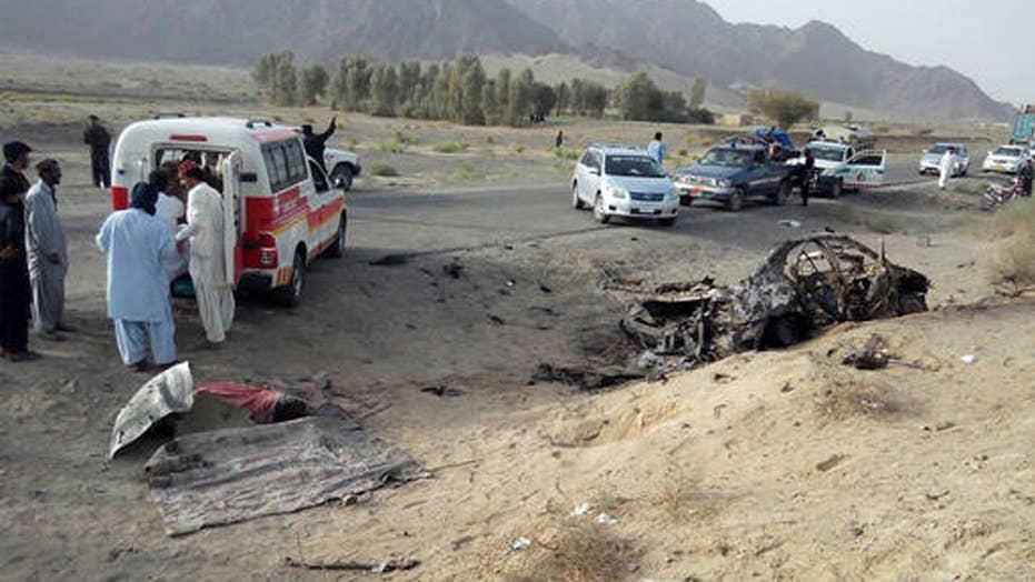 Does Taliban leader's death open the door to peace talks?