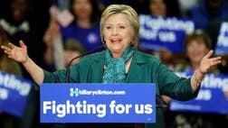 Race narrows between Trump and Clinton