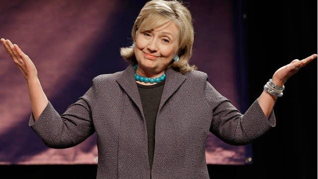 Hillary Clinton rejects Fox News debate invitation