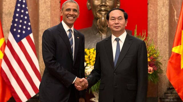 President Obama ushers in a new era for US-Vietnam relations