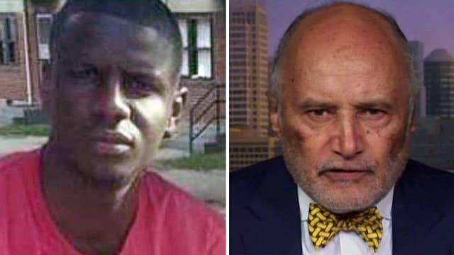 Freddie Gray's family seeks answers as Baltimore seethes