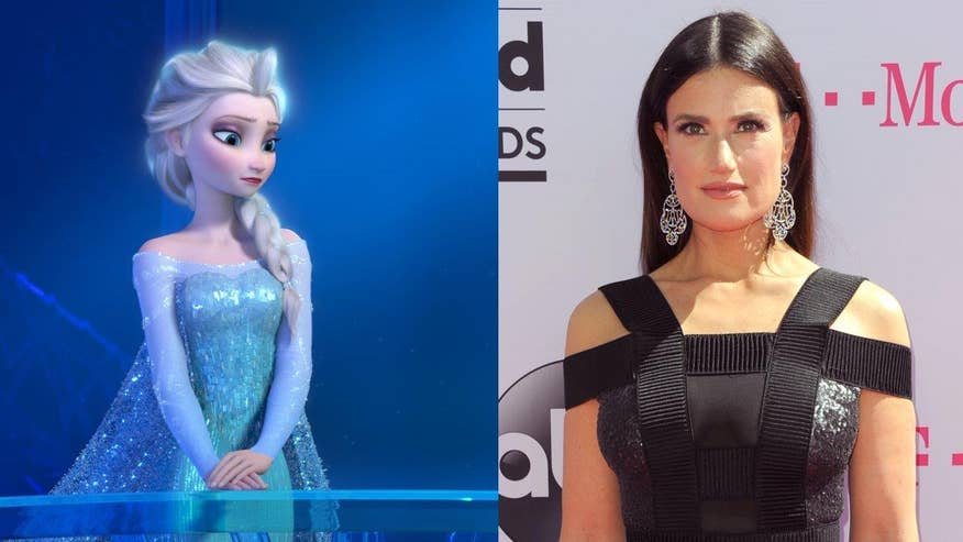 Fox 411: Should Frozen character get a girlfriend? Her voice speaks
