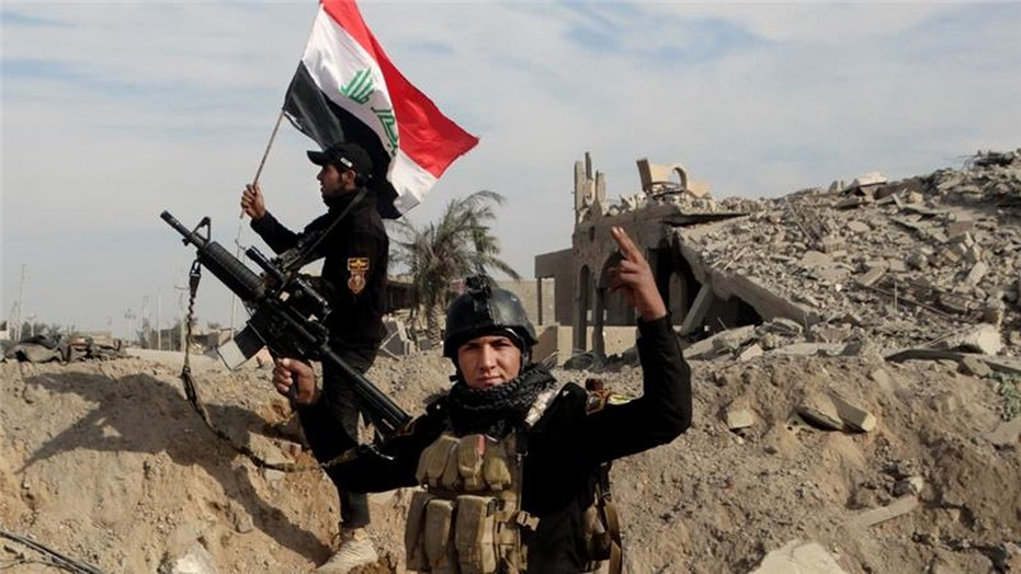 US backs Iraqi forces to retake ISIS-held Fallujah: Why now?