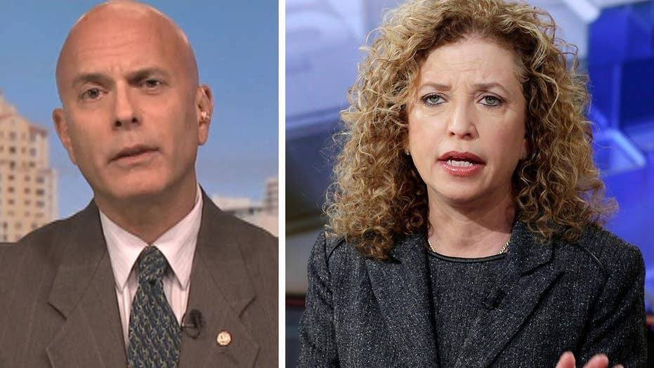 DNC challenger: Debbie Wasserman Schultz should be worried