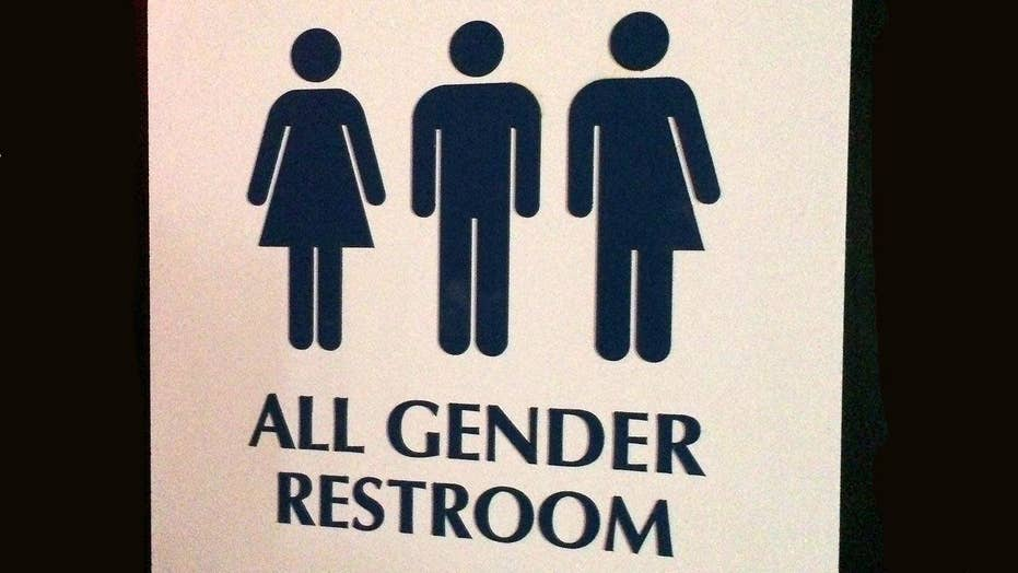 transgender bathroom controversy continues - Gender Neutral Bathroom Signs