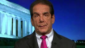 Charles Krauthammer reacts to the state of the US economy on 'The O'Reilly Factor'