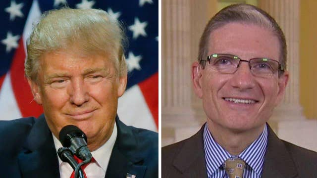 Will the Trump ticket help or hurt Rep. Joe Heck?