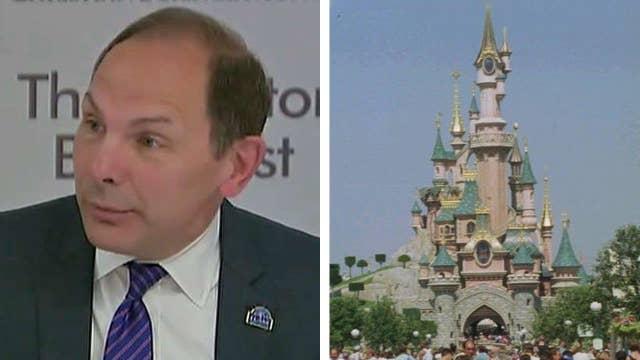 VA Secretary under fire for comparing VA lines to Disneyland