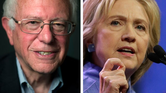 Can Sanders' strategy hurt Clinton's chances?