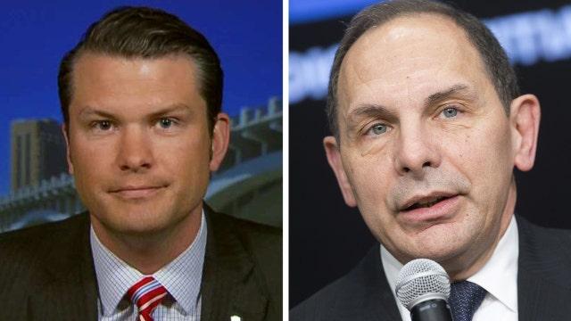 Pete Hegseth: High hopes for VA secretary 'utterly squashed'