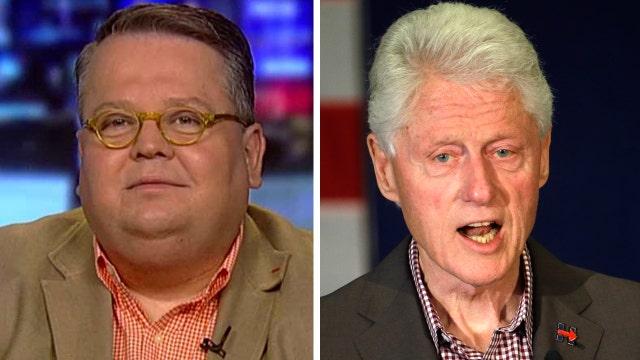 Trump campaign: Attacking Bill Clinton's past is 'necessary'