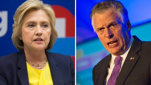 How the McAuliffe probe could spell trouble for the Clintons