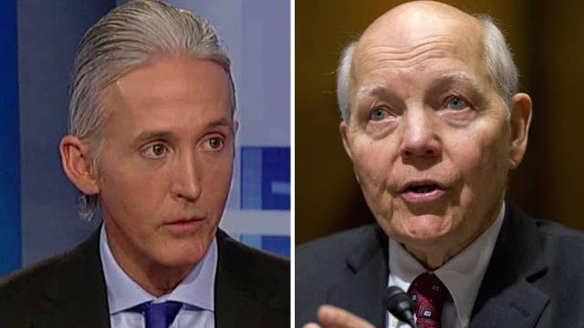 The quest to impeach IRS commish: For show or for real?