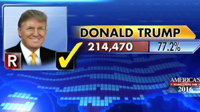 Donald Trump wins the Washington Republican primary