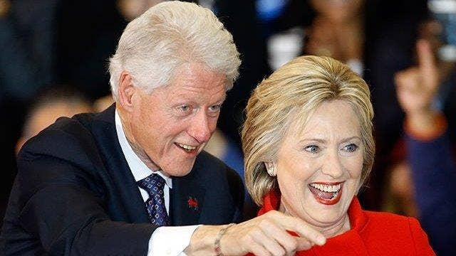 Hume on the importance of the Clintons' White House record