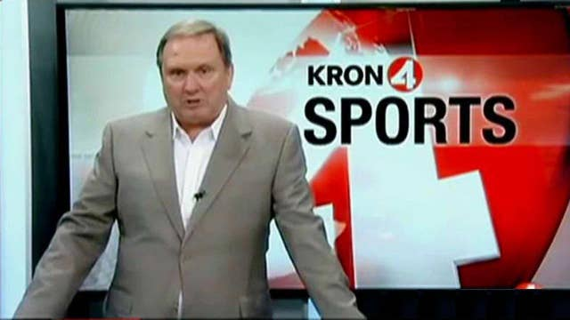 Kennedy's Topical Storm: Anchor Gets Angry On Air