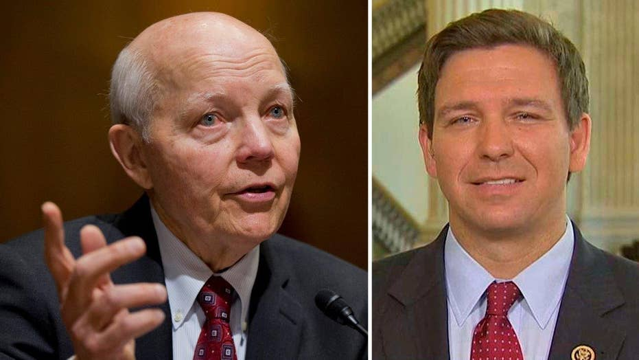 Rep. DeSantis: IRS chief 'absolutely' lied to Congress