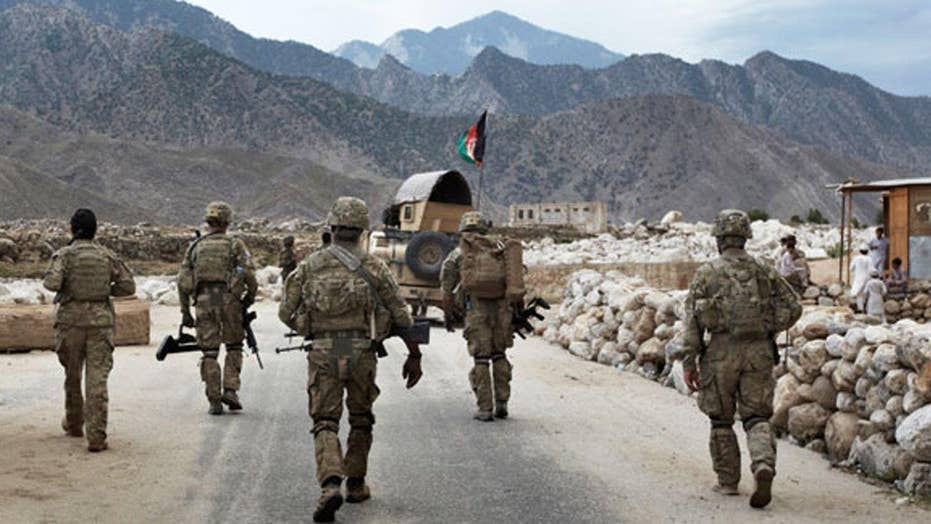 Pentagon wants to change rules of engagement in Afghanistan