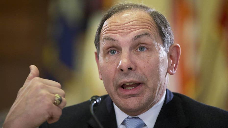 Time for 'out of touch' VA secretary to resign?