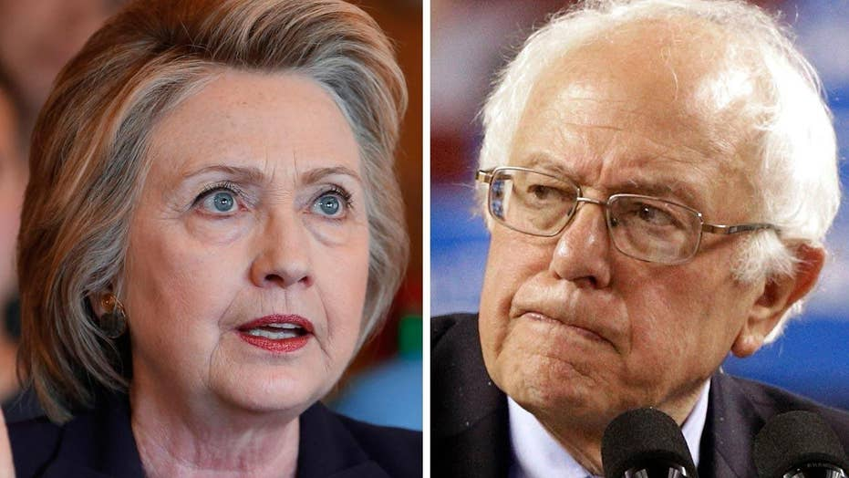 Will Hillary be able to corral Bernie's supporters?