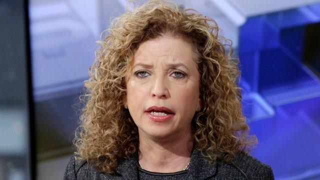 Report: Democrats plan to dump Debbie Wasserman-Schultz