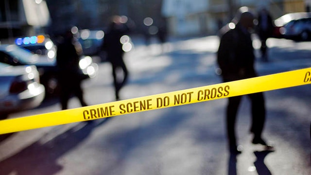 Homicide rates on the rise in America's largest cities