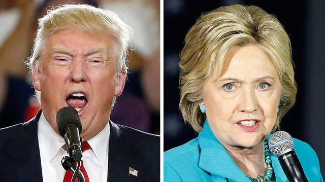 Trump, Clinton both struggle with low favorability ratings