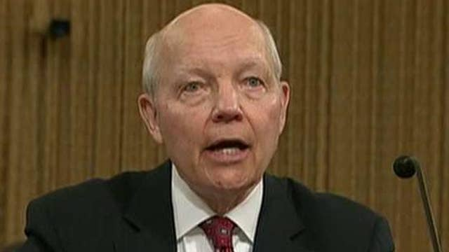 House Republicans move to impeach IRS chief Koskinen