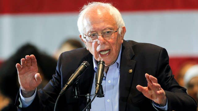 Sanders calls for 'new direction' for Democratic Party