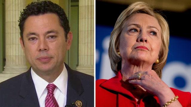Rep. Jason Chaffetz: Hillary Clinton 'needs to come clean'