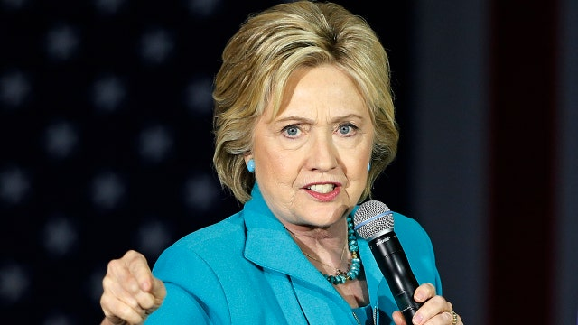 Impact State Dept. audit could have on Clinton's WH campaign
