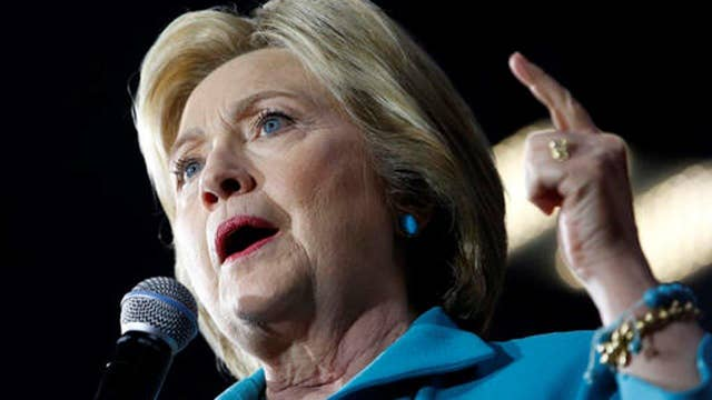How does Clinton State Dept. audit differ from FBI probe?