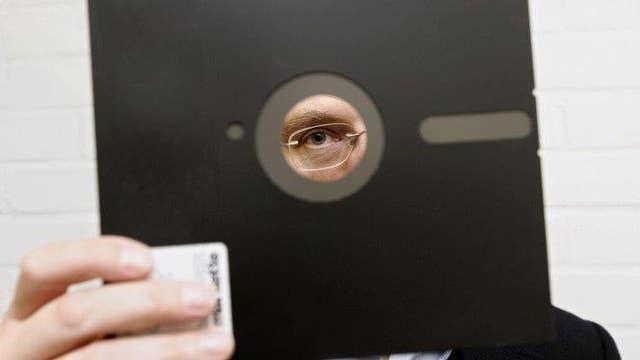 Report: Defense Department still using floppy disks