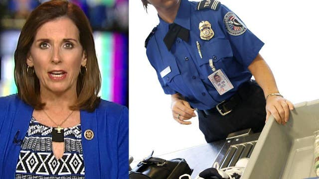 Rep. McSally: TSA needs to use its manpower more efficiently