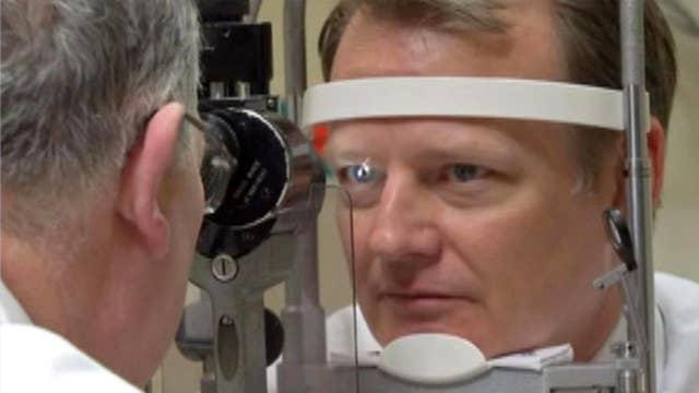 Reporter's blindness baffled doctors for months
