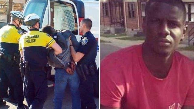 2 officers in Freddie Gray case suing Baltimore prosecutor