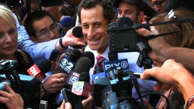 'Weiner' film sheds uncomfortable light on mayoral campaign