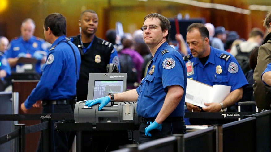 Greta's 'Off the Record' comment to 'On the Record' viewers: The solution to the ridiculously long lines at airport security checkpoints does not have to be complicated