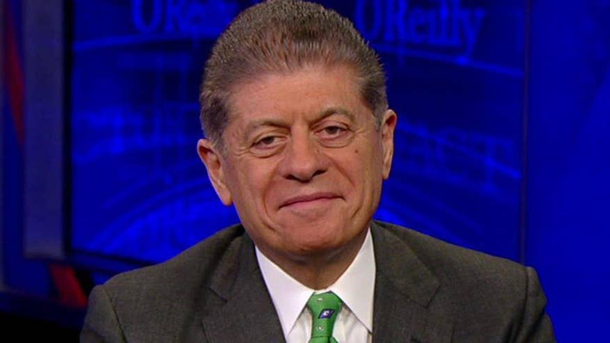 Judge Napolitano weighs in with the latest on 'The O'Reilly Factor'