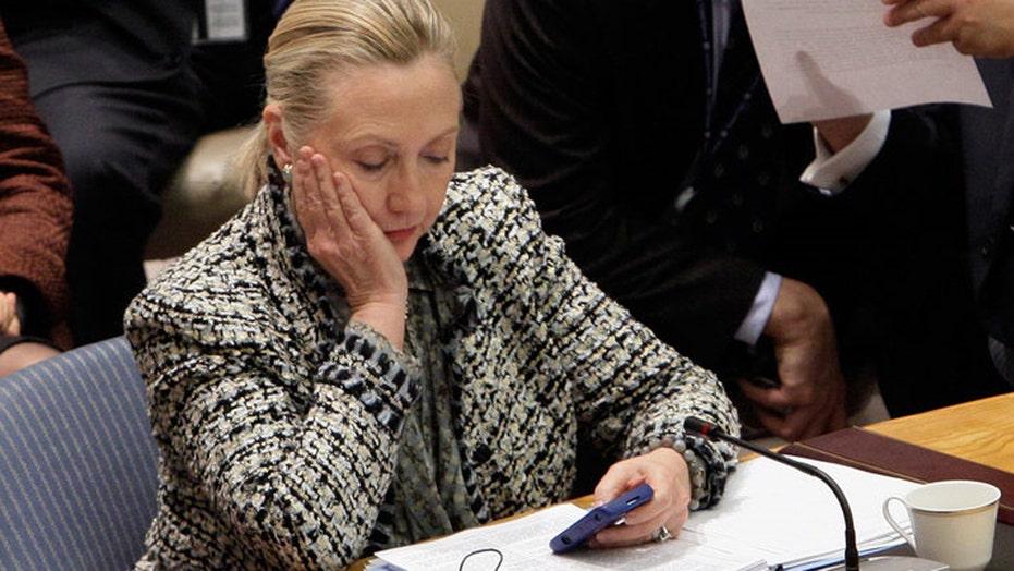 State Dept. audit faults Clinton for email mismanagement