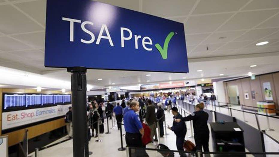 Travelers experiencing problems with TSA pre-check