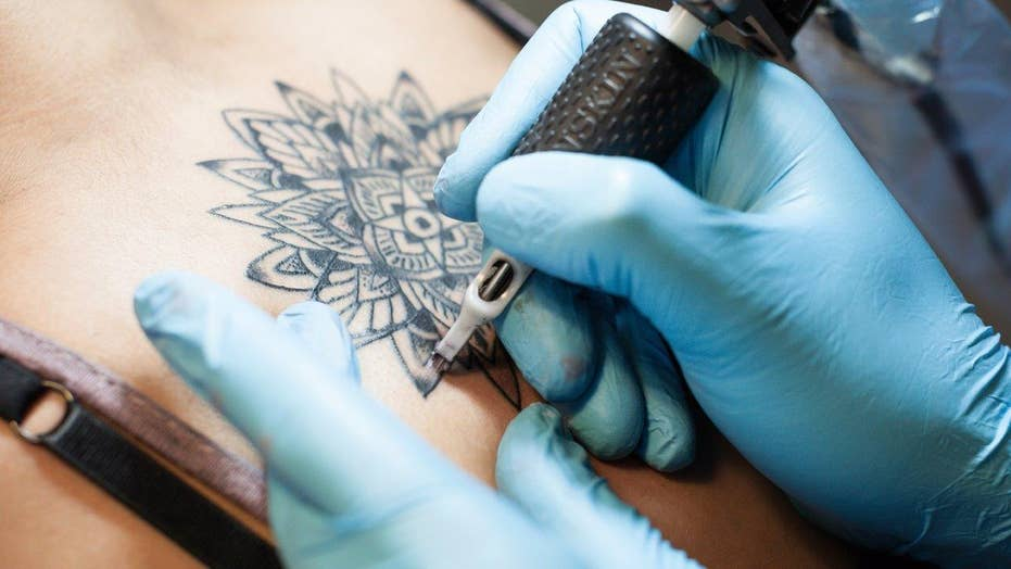 The end of permanent tattoos?